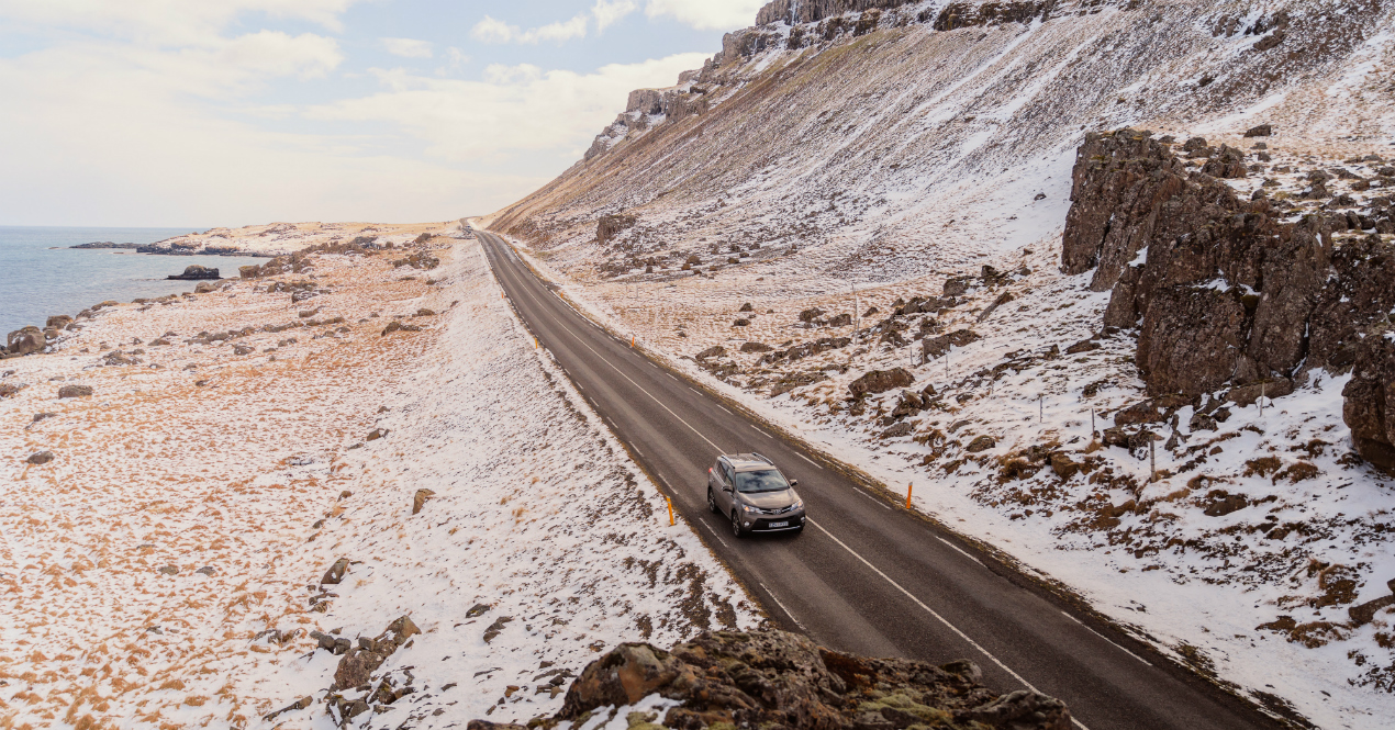 Driving in Iceland, tips and information