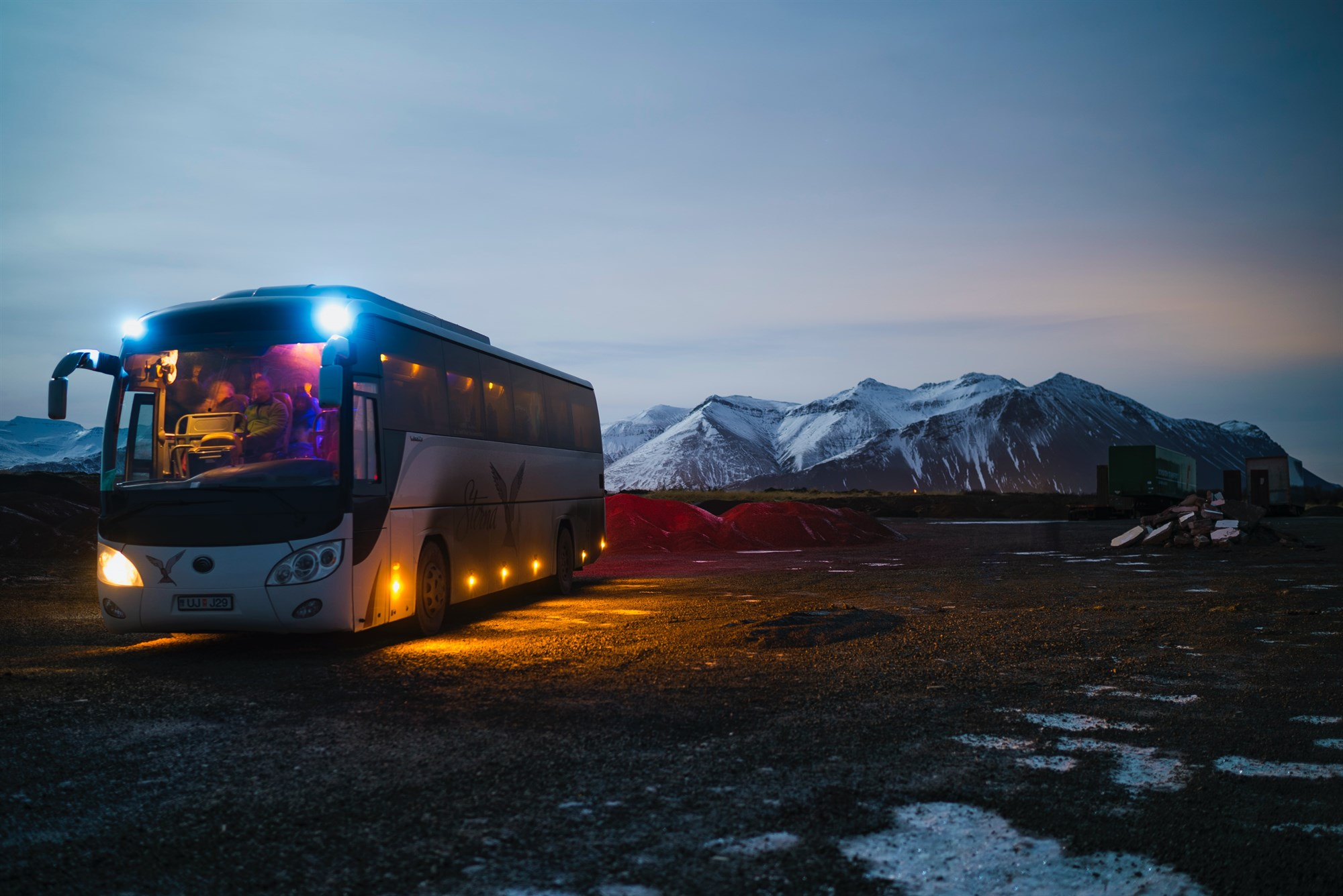 Public Transport in Iceland