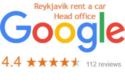 Reykjavik rent a car Google reviews by Reykjavik head office